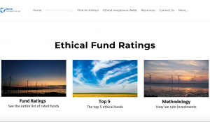 Ethical Fund Ratings